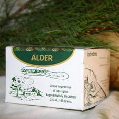 alder-incense